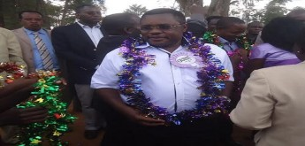 DON'T TAKE MY KINDNESS FOR WEAKNESS – LUSAKA