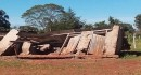 LATRINES AT SCHOOL COLLAPSE AS RAIN CAUSE HAVOC