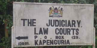 Seven people were yesterday arraigned in Kapenguria Court on illegal assembly and assault charges