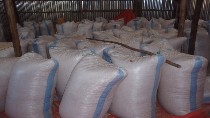 The government has revealed it will buy maize at Kshs 2300 per 90kg bag