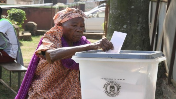 ugandan election