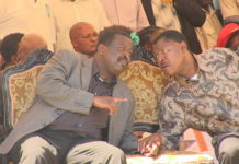 Musalia Mudavadi, Moses Wetangula and Kalonzo Musyoka have been urged to take over the opposition mantle