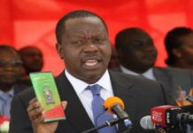 Education Cabinet Secretary Fred Matiang'i has insisted exam dates won't be altered