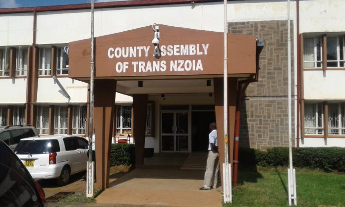 The Trans Nzoia County Assembly approved the names of nominated chief officers