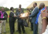 CEC receiving drugs at Chepkitale