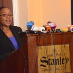 Health CS Sicily Kariuki has said the state has set up intervention measures after the Ebola outbreak in DRC