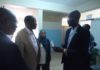 Commission on Revenue Allocation Chairman touring Vihiga hospital