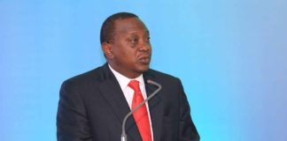 Uhuru Kenyatta and Japan Prime Minister officially opened the TICAD VI summit