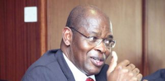 EACC boss has resigned after much pressure