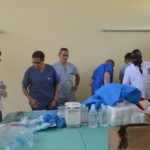 The USA Medical Organization is offering help to women in Kapenguria, mainly reproductive health