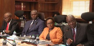 The search for Deputy Chief Justice kicked off on Monday, with two candidates interviewed