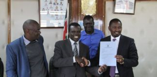 Devolution and Planning CS Mwangi Kiunjuri operationalised the Public Benefit Organisations Act, a move that was applauded by the National council of NGOs