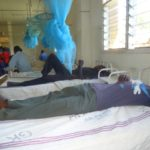 The victims admitted at Likuyani Sub County hospital