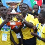 Barding won the soccer title in the East Africa Secondary Schools games