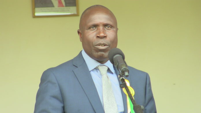 Agriculture Cabinet Secretary Willy Bett said the government doesn't import maize but only stepped in to subsidize