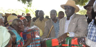 West Pokot governor Simon Kachapin has said most projects in the region have stalled due to insecurity