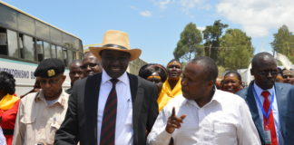 West Pokot governor Simon Kachapin has urged farmers to move from subsistence farming to commercial