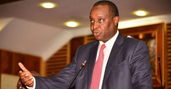 National Treasury CS Henry Rotich has affirmed that the nation's economy is stable