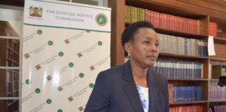JSC has nominated Lady Justice Philomena Mwilu for the position of Deputy CJ