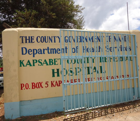 Doctors in Nandi County have resumed duty after the doctors' strike was called off