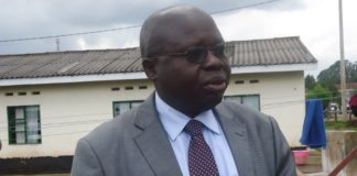 Nandi County Director of Education Dr Onesmus Ochumo Anyang