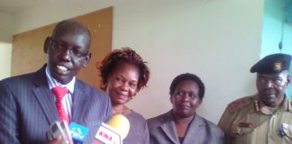 Education PS Belio Kipsang at Kakamega High School