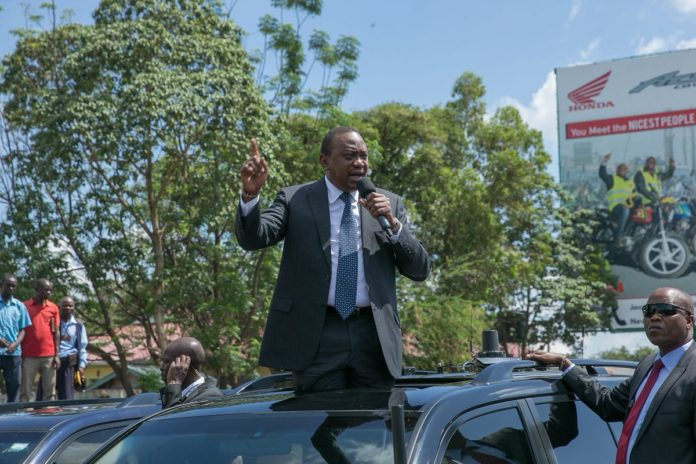 President Uhuru Kenyatta has insisted that there should be cooperation between the National and County governments when it comes to establishing projects