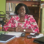 Madam Sophie Kibuywa has urged farmers in Tongaren to change and adapt to current methods