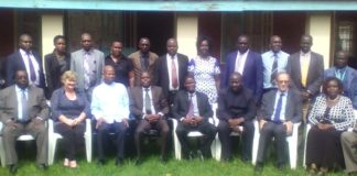 Public Accounts Committee (PAC) of Gauteng Provincial Legislature South Africa and colleagues from the county government of Kakamega