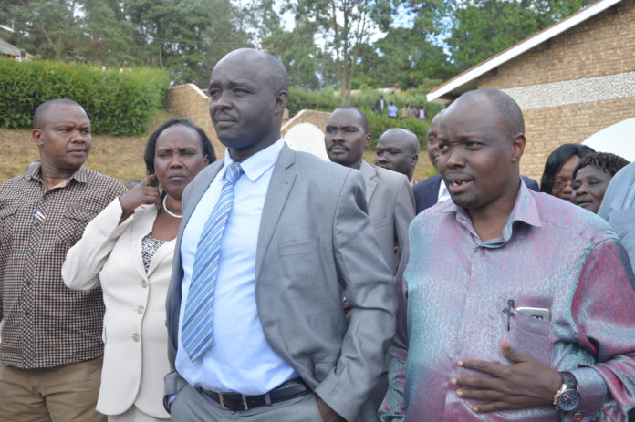 West Pokot Governor Simon Kachapin has urged residents to maintain the once existent peace relations with neighbours