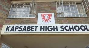 Kapsabet High School is among the schools that had a performance drop in comparison to previous years in KCSE