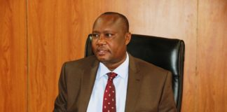 Busia Governor Sospeter Ojaamong