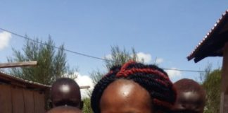 Caren Riangole scored an A minus of 79 points, and encouraged other girls from the Pokot community to focus on education