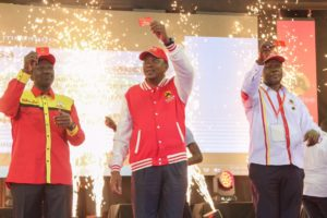 President Uhuru Kenyatta has said stern action will be taken against anyone who disrupts Jubilee party nominations