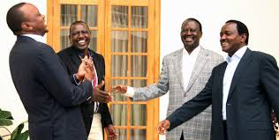 Kenya is a country built on peace and unity from the leaders going down the ladder, and dirty politics shouldn't disrupt that