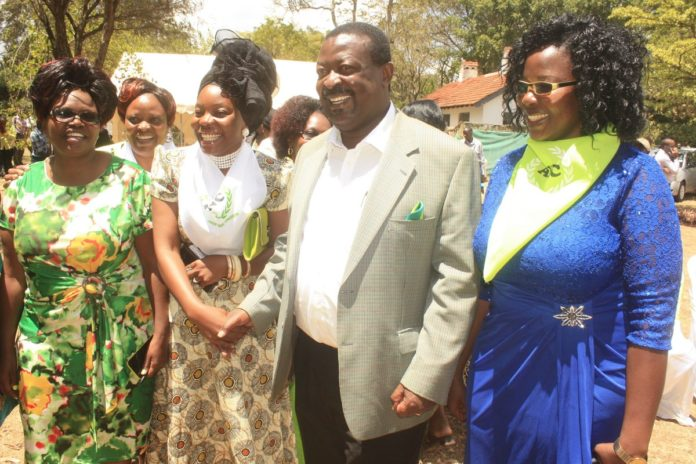 ANC party leader Musalia Mudavadi has insisted that NASA is not using the doctors' strike to their advantage