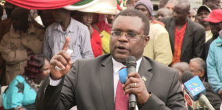 Senate Speaker Ken Lusaka has urged leaders in Western Kenya to promote development and peace