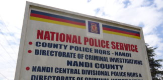 Nandi county police commander Patrick Wambani confirmed the incident saying the dumped body was found by residents