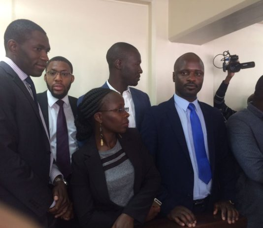 The Court of Appeal has ordered for the release of the Doctors' union officials, who had been sentenced to a month in jail on Monday