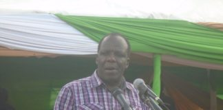 Kakamega Governor Wycliffe Oparanya. FILE PHOTO
