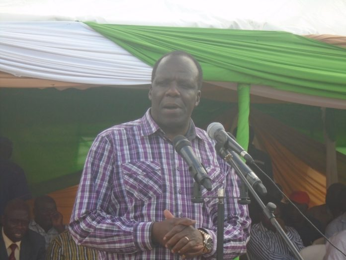 Kakamega governor Wycliffe Oparanya defeated main rival Bonny Khalwale