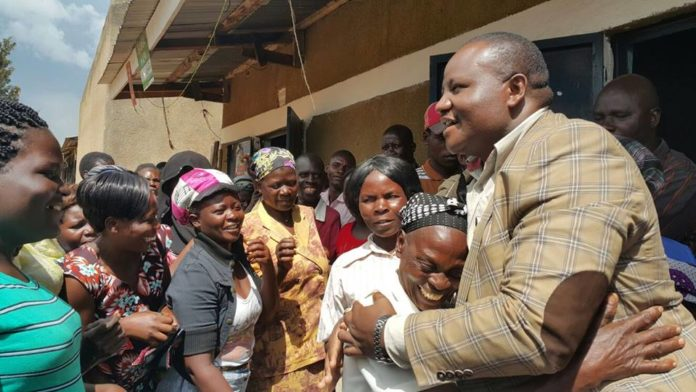 Mwambu Mabonga has urged Bungoma residents to take part in party primaries