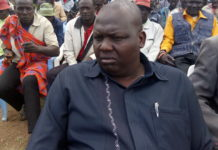 Sigor MP Peter Lochakapong (pictured) has also supported views made by West Pokot KNUT leaders, and urged politicians to give teachers the space and environment to work well