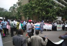 University lecturers have insisted they'll remain on strike if their CBA isn't implemented