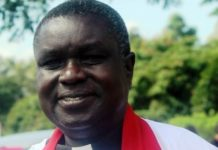 Anglican Church of Kenya Katakwa Diocese Bishop John Okude