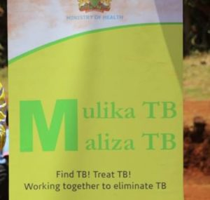 40% of TB cases remain undetected and untreated
