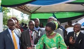 Busia Lands and Urban Development CEC Bernadette Muyomi has acknowledged the role women currently play in the society