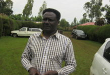 Bungoma County Public Administration Chief Officer David Kibiti