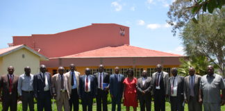 Members of the Vihiga County Assembly