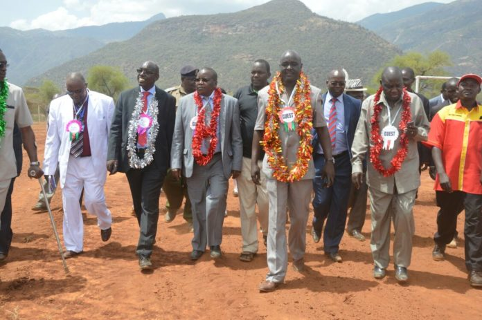 Education PS Belio Kipsang has urged leaders to invest heavily in education